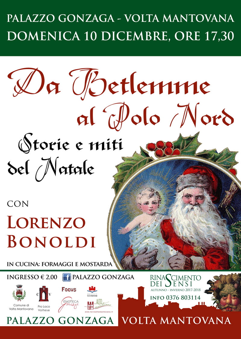 From Bethlehem to the North Pole, passing by Volta Mantovana