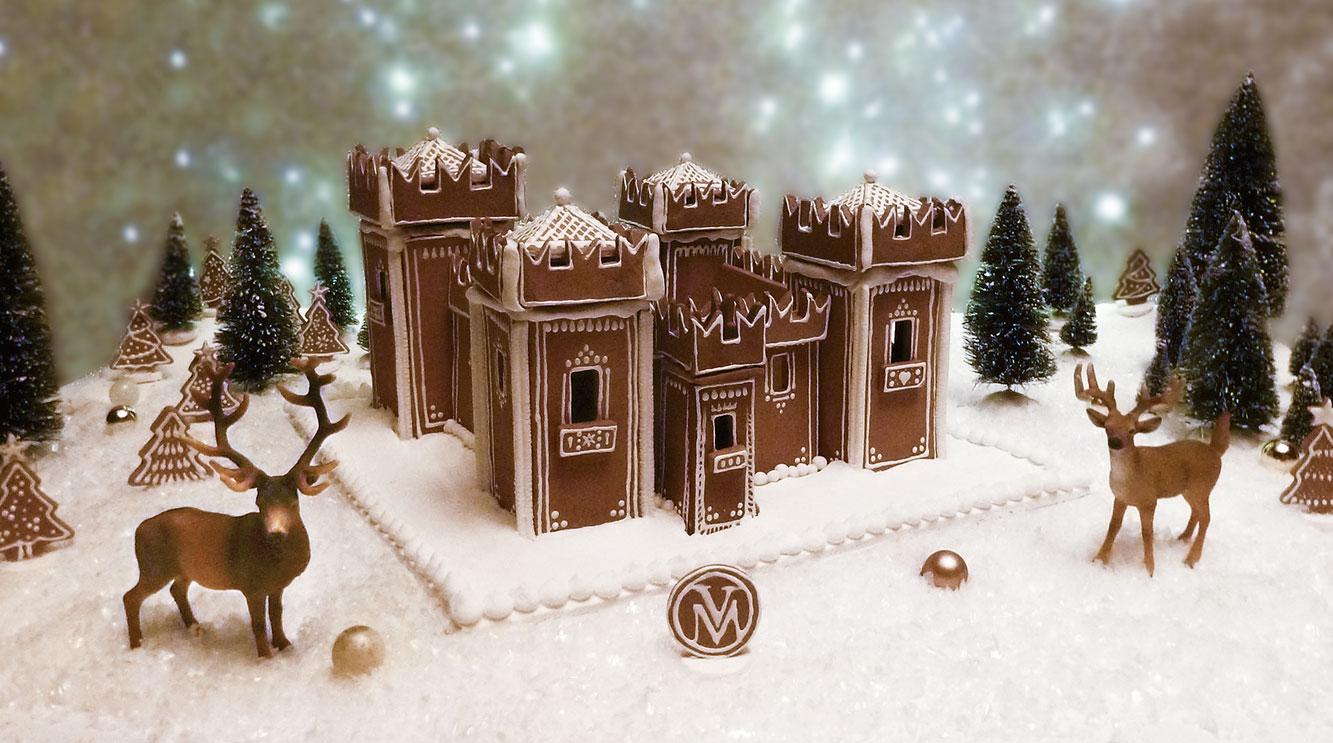 VISITMANTUA - mantua castle gingerbread