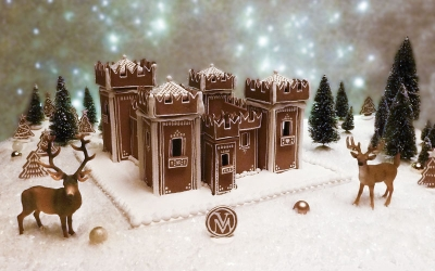 VISITMANTUA - mantua castle gingerbread