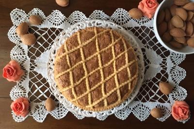 VISITMANTUA - torta san biagio cake