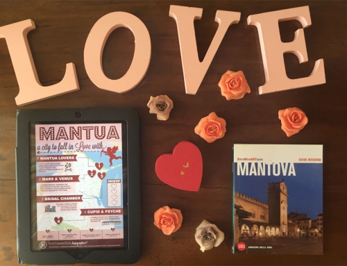 MANTUA A MAP FOR LOVERS