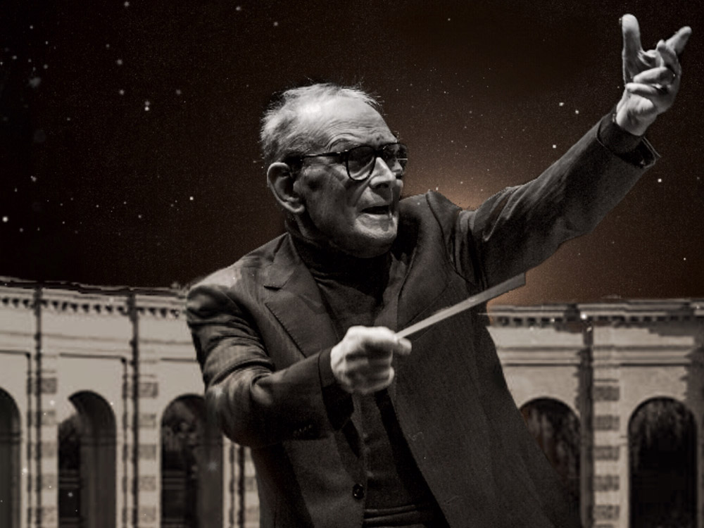 Morricone's final concert in Mantua